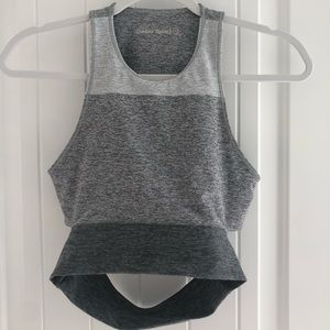 Outdoor Voices Cropped Sports Bra.